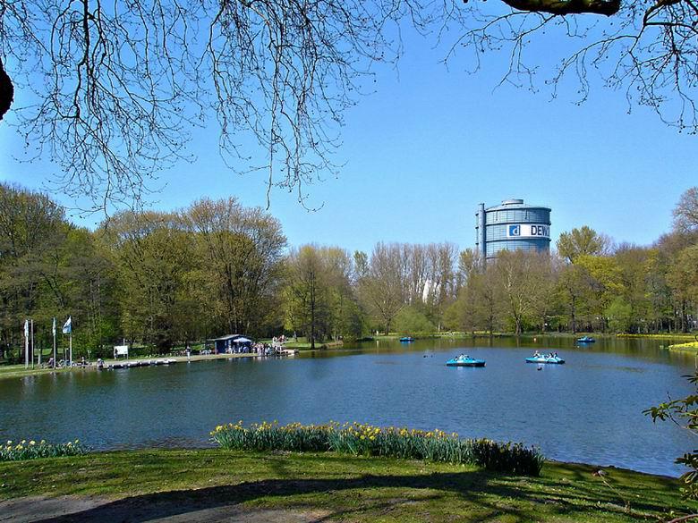 Fredenbaumpark Dortmund